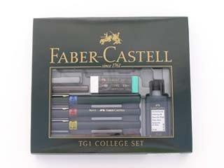 Rotring Rapidograph College Set S0699500 (0.1,0.3,0.5 Pen + Pencil)