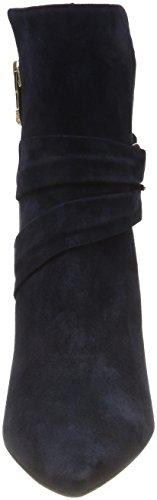 Marc Cain KB SB.39 L18, Stivali Chelsea Donna Mehrfarbig (Midnight Blue)