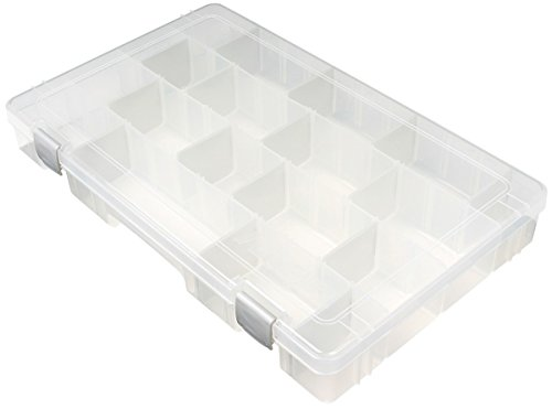 Artbin Tarnish Inhibitor Solutions Box 4-15 Compartments-14x