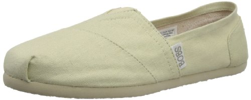 BOBS from Skechers  Earthday Flat,Natural,9 M US