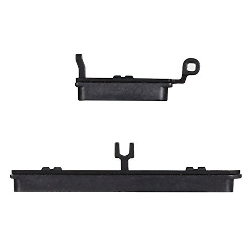 BisLinks® Black On Off Power Side Volume Key Button Replacement For LG Google Nexus 5 D820