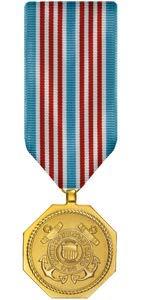 Medals of America Coast Guard Medal Miniature Bronze