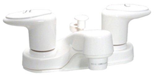 Phoenix PF222241 Catalina 4in Lavatory Faucet, White