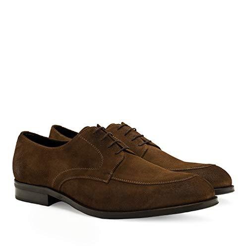 Caballero a Made Serraje 47 Grandes Tallas Blucher 6288 50 IN de Roble la Andres Machado la Zapatos Spain Bx6nqPq0p
