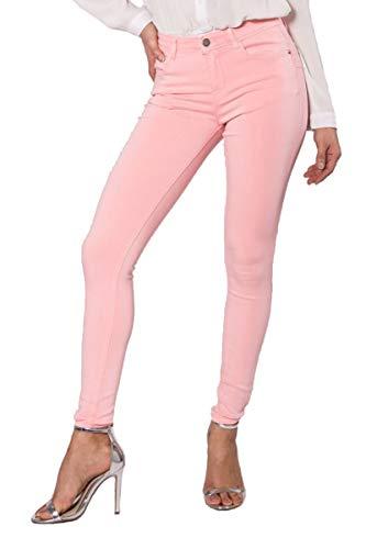 Nina Carter Mujer Vaqueros Slim Skinny Pantalones Jeans Stretch De Color Talla 34 A 42 Chollos Shop