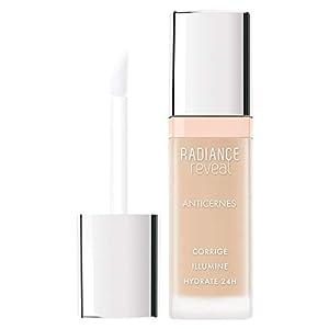 Bourjois – Anti-Cernes Radiance Reveal – Correcteur Illuminateur – Formule Hydratante – 01 Ivory 7,8 ml