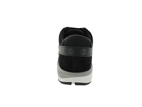 NIKE W AF1 Flyknit Low womens basketball-shoes 820256 Black/Medium Grey/Summit White NA169uu