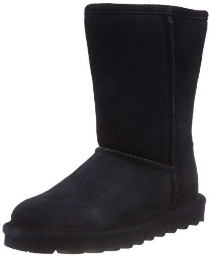 Elle BEARPAW Navy Boot Women's Short Fashion S74qxpT7w