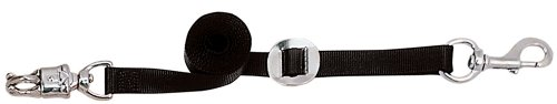 Weaver Leather Nylon Cross Ties, Black