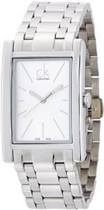 Calvin Klein K4P21146 Refine Mens Watch - Silver Dial