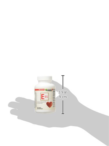 Nature's Wonder Vitamin E 400IU Softgels