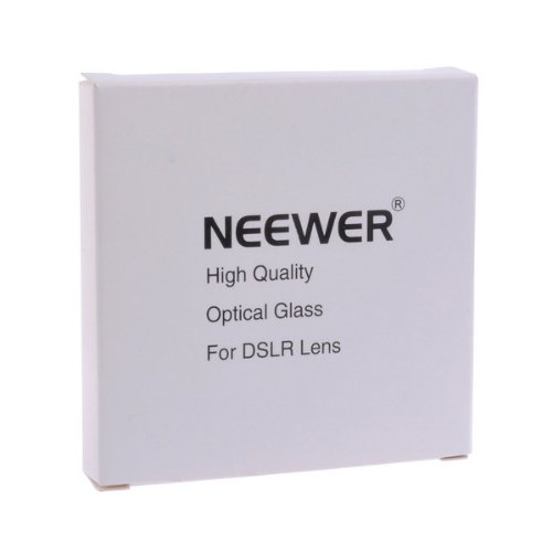 NEEWER® Optical 4-Point Star Cross Filter Twinkle Effect for Digital Camera Lens (77MM)