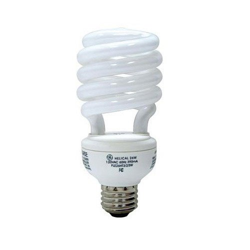 GE 15836 Compact Fluorescent Warranty