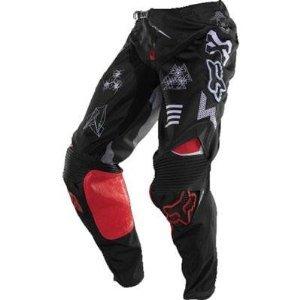 Fox Racing 360 Laguna Men's MotoX/Off-Road/Dirt Bike Motorcycle Pants - Black / 30