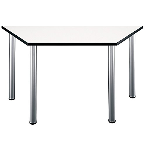 Bush Business Furniture Aspen Trapezoid - Table Conference Modular