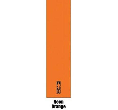 Bohning Neon Orange Arrow Wrap 12pk Standard (Bohning Wrap)
