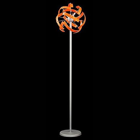 Lampada Da Terra Design Piantana Moderna In Plexiglass Colori a ...