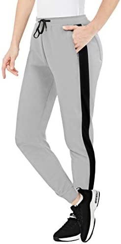 MAGNIVIT Women's Lightweight Sweatpants Cotton Joggers Pants with Pockets Breathable Training Yoga Pants