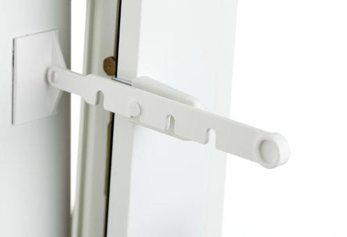 Kipp-Regler (Nr.27) zum Einstellen der Fensteröffnung 4er Set