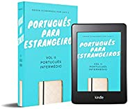 Intermediate Portuguese language for foreigners: Português intermédio para estrangeiros
