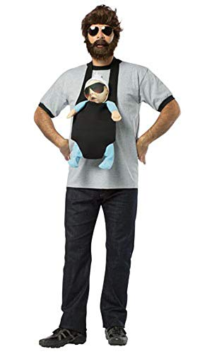 Rasta Imposta The Hangover Alan Costume, Multi, Standard -