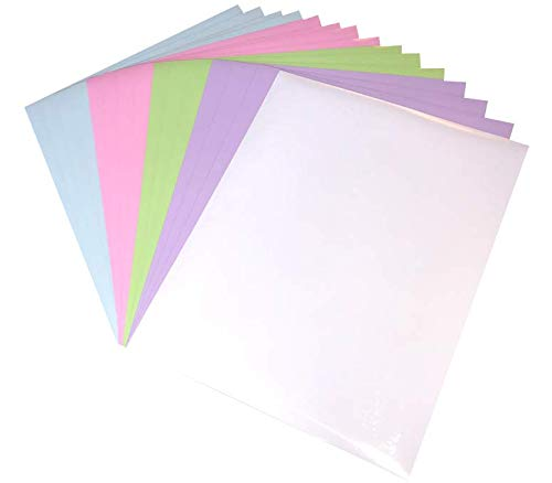 Heat Transfer Vinyl HTV 15 Pack 12