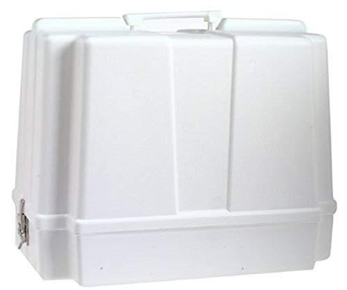 (Brother 5300 sewing machine case White (Renewed))