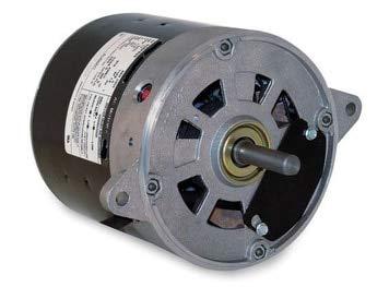 - Oil Burner Motor 1/7 HP 3450 RPM 48M Frame CW 115V Century # EL2002V1