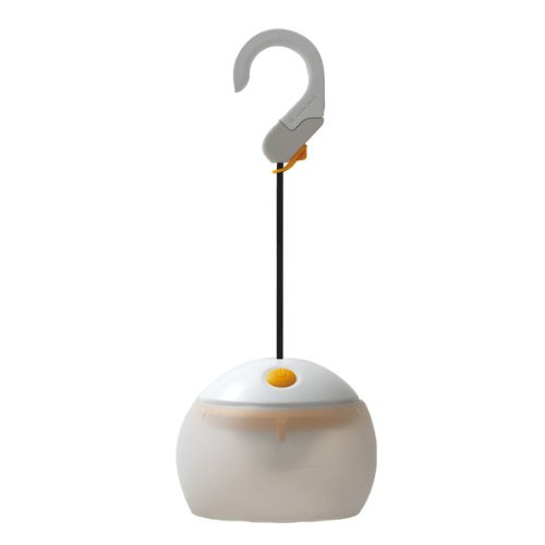 Snow Peak Hozuki LED Candle Lantern, White/Orange by Snow Peak (Image #8)