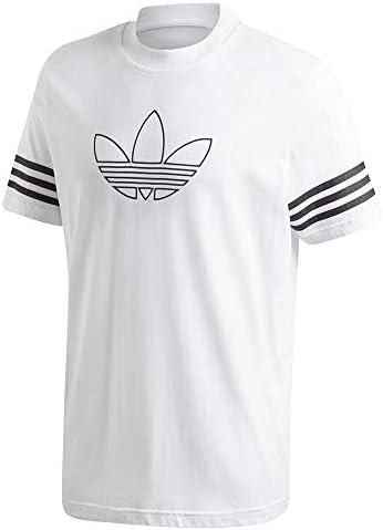 アディダス メンズ Tシャツ adidas Originals TREFOIL LOGO T-SHIRTS TEE スポーツ ウェア トップス [並行輸入品]