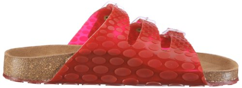 Dr. Brinkmann 700516 Clogs And Mules Womens Red - Rot/Rot MpiDE