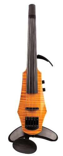 NS Design WAV5 Electric Violin, Amberburst by NS Design