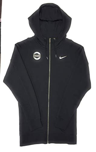 Nike Womens Marathon - Nike Women's Chicago Marathon 2018 Full Zip Hoodie 933579-010 Black Jacket (Black, Medium)