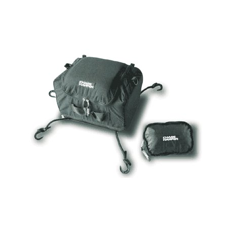 [Chase Harper 4200 Hideaway Tail Trunk - 18.6 Liters] (Chase Harper Motorcycle)