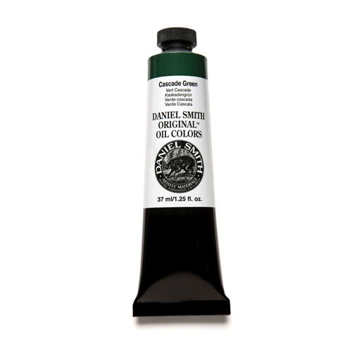 DANIEL SMITH 0571-303Daniel Smith Original Oil Color 37ml Paint Tube, Cascade Green