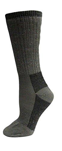 3 - Prs. Merino Wool Blend Socks- Size 10-13-unisex - stylishcombatboots.com