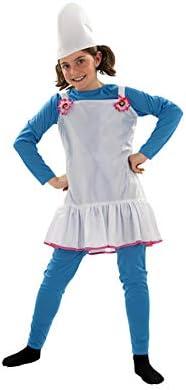 Disfraz de Duende Azul para niñas en varias tallas