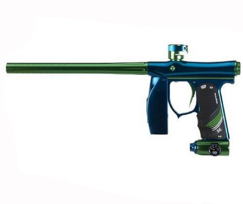 Empire Invert Mini Special Edition Paintball Gun - Blue / Green