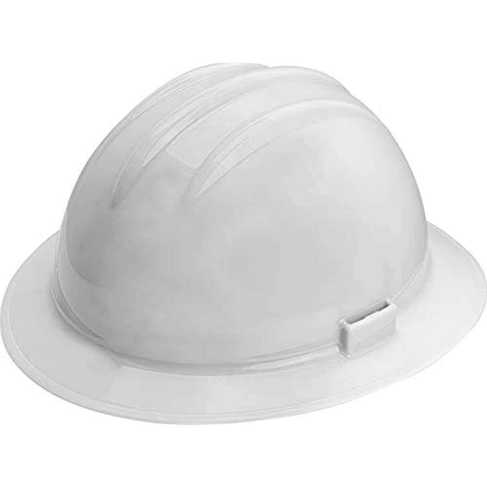 d6909933793e8 The Bullard Classic full brim slotted hard hat with 6 pt ratchet suspension  and wide profile is created with added comfort and superior protection in  an ...