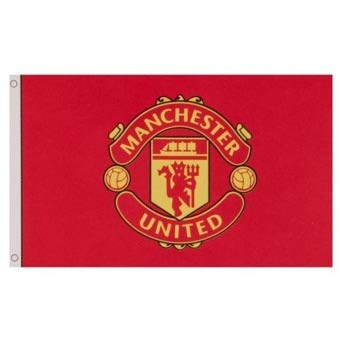 4e123b08c02 Manchester United F.C. Flag CC Official Licensed Product 5ft x 3ft