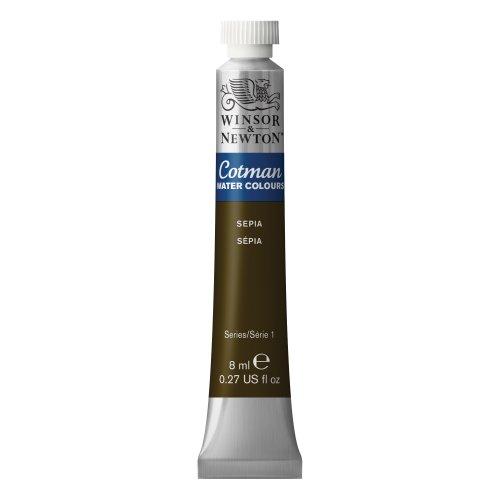 Cotman Watercolor Paint 8ml/Tube-Sepia