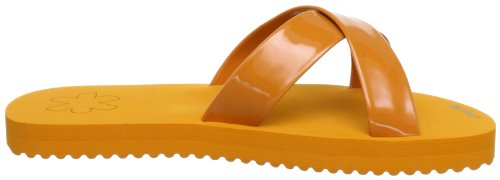 Flip Flop Original Cross, Women's Sandals Yellow - Gelb (Mango 505)