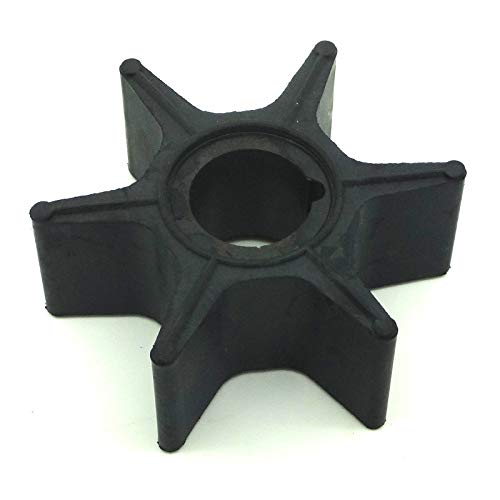 Impeller 353-65021-0 353650210 353650210M for Tohatsu Nissan 2-stroke 45hp 50hp 55hp 70hp 45A 50 55B 70A2 2cyl outboard motors