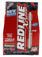 VPX Redline Xtreme RTD Energy Drink Triple Berry -- 4 (Rtd Triple Berry)