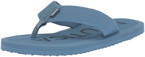 Decal Eraser (Nautica Men's AVAST Flip-Flop, Tide Blue, 10 Medium US)
