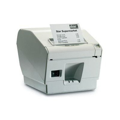 2DA8195 – Star Micronics TSP700II TSP743IIC GRY POS Thermal Label Printer