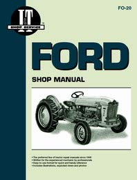 1964 ford 2000 tractor wiring diagram amazon com ford 600 tractor service manual  it shop  ford 600 tractor service manual