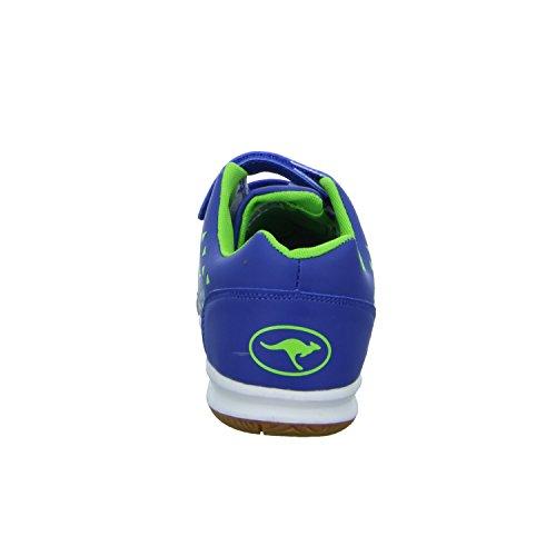 Kangaroos Vander Court V II 18103 067 4800 Unisex Kinder Indoor Blau (Blau)
