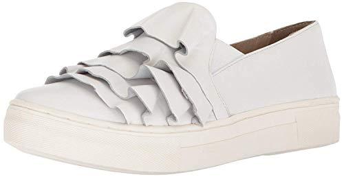 Seychelles Women's Quake Sneaker, White 100, 9 M US