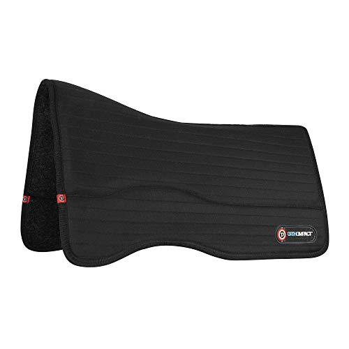 T3 Matrix Shim Western Saddle Pad, 31x30, ()